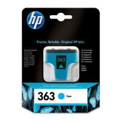 Cartuccia HP - 363 - ciano - originale - cartuccia d'inchiostro c8771ee#301