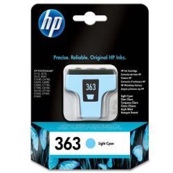 Cartuccia HP - 363 - cyan chiaro - originale - cartuccia d'inchiostro c8774ee#301