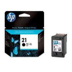 Cartuccia HP - 21 - nero - originale - cartuccia d'inchiostro c9351ae#301