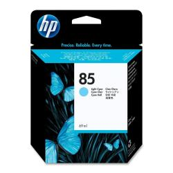 Cartuccia HP - 85 - alta capacità - cyan chiaro - originale - designjet c9428a