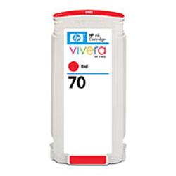 Cartuccia HP - 70 - rosso - originale - cartuccia d'inchiostro c9456a
