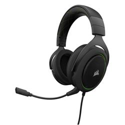 Cuffie con microfono Corsair - HS50 Nero Verde