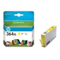 Cartuccia HP - 364xl - alta resa - giallo - originale - cartuccia d'inchiostro cb325ee#abe