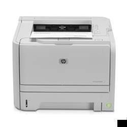 Imprimante laser HP LaserJet P2035 - Imprimante - monochrome - laser - A4/Legal - 1200 ppp - jusqu'à 30 ppm - capacité : 300 feuilles - parallèle, USB