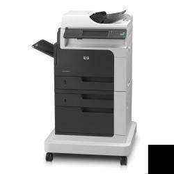 Imprimante laser multifonction HP LaserJet Enterprise M4555f MFP - Imprimante multifonctions - Noir et blanc - laser - Legal (216 x 356 mm) (original) - A4 (support) - jusqu'à 52 ppm (copie) - jusqu'à 52 ppm (impression) - 1100 feuilles - 33.6 Kbits/s - USB 2.0, Gigabit LAN, hôte USB
