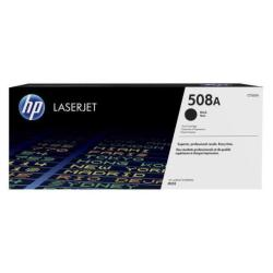 Toner HP - 508a - nero - originale - laserjet - cartuccia toner (cf360a) cf360a