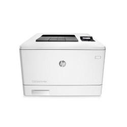 Imprimante laser HP Color LaserJet Pro M452dn - Imprimante - couleur - Recto-verso - laser - A4/Legal - 38 400 x 600 ppp - jusqu'à 27 ppm (mono) / jusqu'à 27 ppm (couleur) - capacité : 300 feuilles - USB 2.0, Gigabit LAN, hôte USB