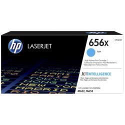 HP - 656x - alta resa - ciano - originale - laserjet cf461x