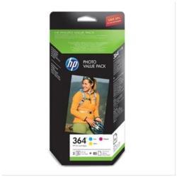 Cartuccia HP - Value Pack 364 carta+cartucce
