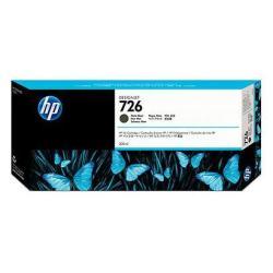 Cartuccia HP - 726 - nero opaco - originale - designjet - cartuccia d'inchiostro ch575a