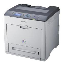 Imprimante laser Samsung CLP-775ND - Imprimante - couleur - Recto-verso - laser - A4/Legal - jusqu'à 33 ppm (mono) / jusqu'à 33 ppm (couleur) - capacité : 600 feuilles - USB 2.0, Gigabit LAN, hôte USB