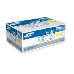 Toner Samsung - Clt-y5082l - alta resa - giallo - originale - cartuccia toner clt-y5082l/els