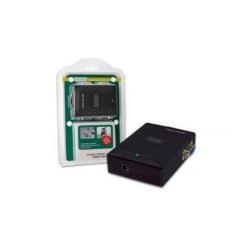 Video splitter Nilox - Ripartitore video - 2 porte cmgds41120