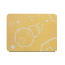 Tappetino Mouse Cooler Master - Microfiber 3 in 1 mouse pad yellow