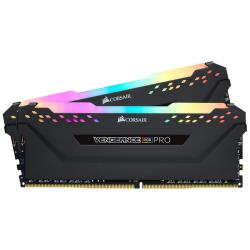 Memoria RAM Vengeance rgb pro ddr4 kit 16 gb: 2 x 8 gb cmw16gx4m2c3000c15