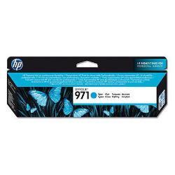 Cartuccia HP - 971xl - alta resa - ciano - originale - cartuccia d'inchiostro cn626ae