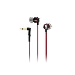 Sennheiser CX 3.00 - Écouteurs - intra-auriculaire - jack 3.5mm - rouge