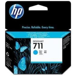 Cartuccia HP - 711 - ciano - originale - designjet - cartuccia d'inchiostro cz130a