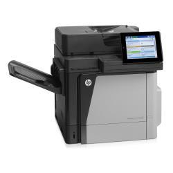 Imprimante laser multifonction HP LaserJet Enterprise MFP M680dn - Imprimante multifonctions - couleur - laser - Legal (216 x 356 mm) (original) - A4/Legal (support) - jusqu'à 42 ppm (copie) - jusqu'à 43 ppm (impression) - 600 feuilles - USB 2.0, Gigabit LAN, hôte USB