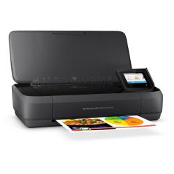 Multifunzione inkjet HP - Officejet 250 mobile all-in-one - stampante multifunzione - colore cz992a#bhc