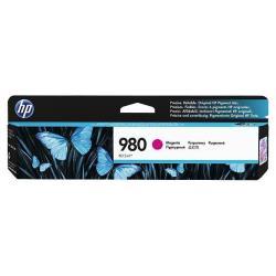 Cartuccia HP - 980 - magenta - originale - cartuccia d'inchiostro d8j08a