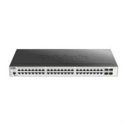 Switch D-Link - Dgs 3000-52x - switch - 48 porte - gestito - montabile su rack dgs-3000-52x
