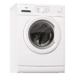 Lave-linge Whirlpool DLC9100 - Machine à laver - pose libre - largeur : 59.5 cm - profondeur : 56.5 cm - hauteur : 85 cm - chargement frontal - 58 litres - 9 kg - 1000 tours/min - blanc