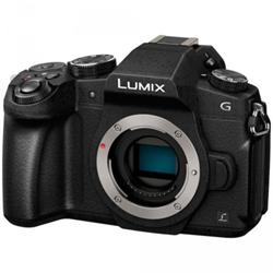Fotocamera Panasonic - Lumix g dmc-g80 - fotocamera digitale solo corpo dmc-g80eg-k