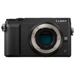 Appareil photo Panasonic Lumix G DMC-GX80 - Appareil photo numérique - sans miroir - 16.0 MP - Quatre tiers - 4K - corps uniquement - Wi-Fi - noir