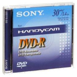 DVD Sony - Dmr-30a - dvd-r (8cm) x 1 - 1.4 gb - supporti di memorizzazione dmr30a
