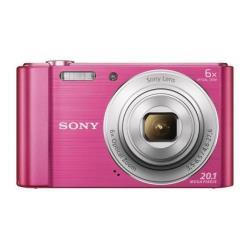 sony fotocamera cyber-shot dsc-w810 pink