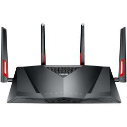 Router Gaming Asus - Dsl-ac88u - router wireless - modem dsl - 802.11a/b/g/n/ac 90ig02w1-bm3g10