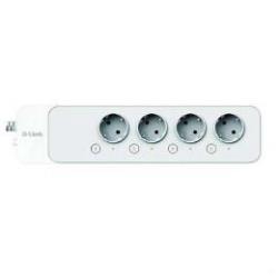 Multipresa filtrata smart D-Link - Ciabatta smart - 3680 watt dsp-w245