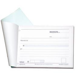 Modulistica Data Ufficio - Registro delle ricevute di pagamento - 50 fogli du162570000
