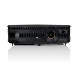 Vidéoprojecteur Optoma DX349 - Projecteur DLP - portable - 3D - 3000 ANSI lumens - XGA (1024 x 768) - 4:3
