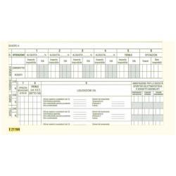 Modulistica EdiPro - CF5PROSP ACQUISTI/CORRISPETTIVIT