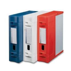 Raccoglitore Fellowes - NUOVO COMBI BOX E600 ROSSO
