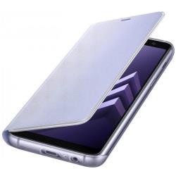 Custodia Samsung - NEON FLIP COVER GRAY GALAXY A8