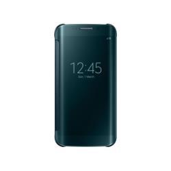 Custodia Samsung - CLEAR VIEW COVER VERDE S6 EDGE