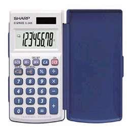 Image of Calcolatrice El-243e - calcolatrice tascabile sh-el243eb
