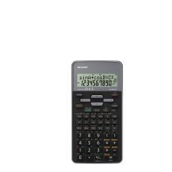 Calcolatrice Sharp - El-509tsb - calcolatrice scientifica sh-el509tsbgy