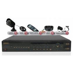 Telecamera per videosorveglianza Eminent - Kit videosorv decoder - 2 cam