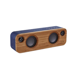 Speaker Wireless Bluetooth Marley - House of Marley Get Together Mini Blu, Marrone