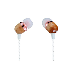 Auricolari con microfono Marley - Smile Jamaica Copper