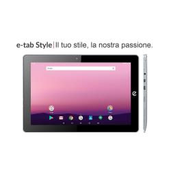 Tablet Microtech - E-TAB STYLE 10.1