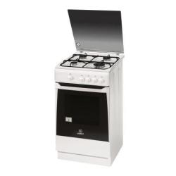 Cucina a gas Indesit - Kn1g20s(w)/i