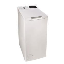 Lave-linge Hotpoint Ariston WMTG 723 HC IT - Machine à laver - pose libre - chargement par le dessus - 42 litres - 7 kg - 1200 tours/min - blanc