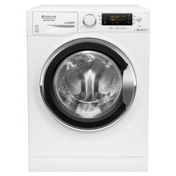 Lave-linge Hotpoint Ariston RPD 1046 DX IT - Machine à laver - pose libre - largeur : 59.5 cm - profondeur : 60.5 cm - hauteur : 85 cm - chargement frontal - 71 litres - 10 kg - 1400 tours/min - blanc