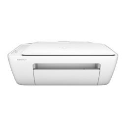 Imprimante  jet d'encre multifonction HP Deskjet 2130 All-in-One - Imprimante multifonctions - couleur - jet d'encre - 216 x 297 mm (original) - A4 (support) - jusqu'à 5 ppm (copie) - jusqu'à 7.5 ppm (impression) - 60 feuilles - USB 2.0