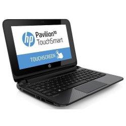 "Notebook HP - Pavilion touchsmart 10-e002sl - 10.1"" - a4 1200 - 2 gb ram - 500 gb hdd f7r65ea"